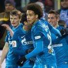 «Зенит» с минимальным счетом обыграл «Оренбург»