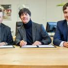 Лев продолжит работу со сборной Германии до 2020 года
