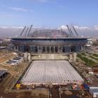 «Зенит» проведет первый матч на новом стадионе в апреле с «Уралом»