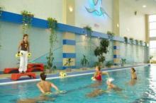 Плавательный бассейн «Планета фитнес» на Хади Такташ