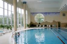 Плавательный бассейн «Планета фитнес» на Академика Парина